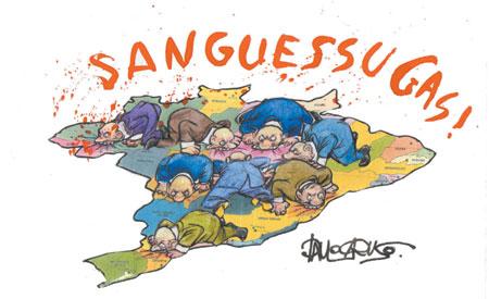 Resultado de imagem para SUGADORES DE SANGUE DOS BRASILEIROS